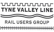 Tyne Valley Line Rail Users' Group logo